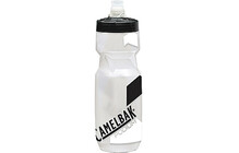 CamelBak Trinkflasche Podium clear/carbon 710ml